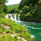 """Vikend avantura kroz Nacionalni park """"Una"""" i Bihać"""