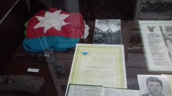 """Ulovljena"" zastava Azerbejdžana"